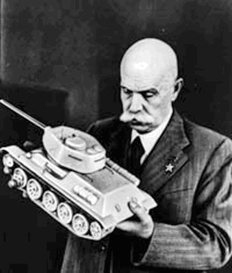 О советских инженерах